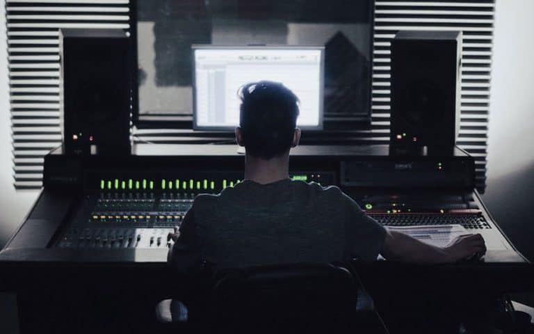 Audio-Post-Production