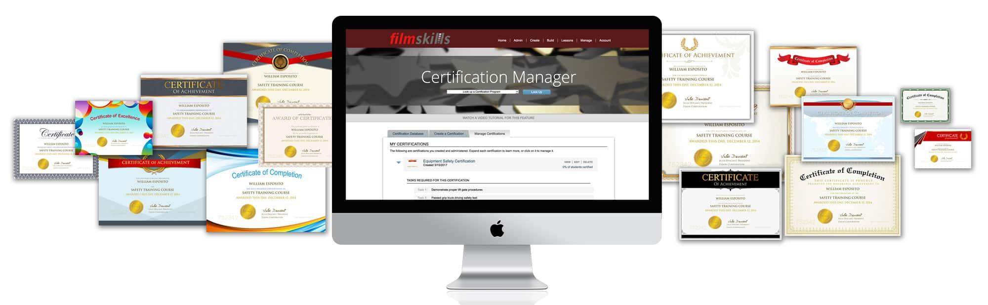 FilmSkills---Certification