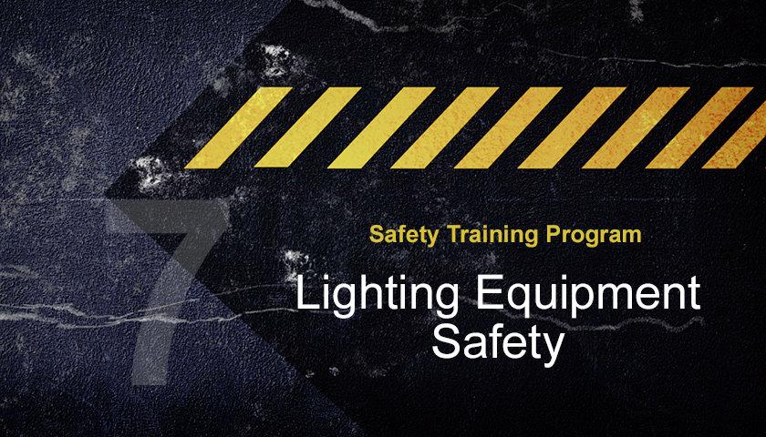 Lighting-Equipment-Safety