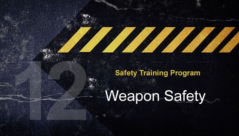 Weapon-Safety